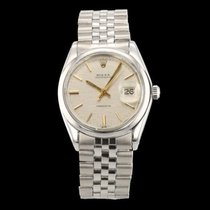Rolex 6694 Steel 1970 Oyster Precision 34mm pre-owned