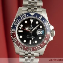 Rolex 126710BLRO Acero GMT-Master II 40mm usados