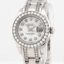 Rolex Lady-Datejust Pearlmaster Perlmutt Deutschland, Düsseldorf