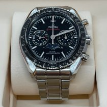 歐米茄 Speedmaster Professional Moonwatch Moonphase 304.30.44.52.01.001 非常好 鋼 自動發條 臺灣, Taichung City