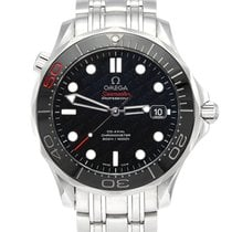 Omega Seamaster Diver 300 M Steel 41mm Black No numerals United Kingdom, Manchester