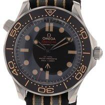 Omega Seamaster Diver 300 M Titan 42mm Schwarz Deutschland, Schwabach