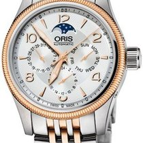 Oris Big Crown Complication 40mm Argent
