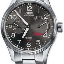 Oris Big Crown ProPilot Calibre 111 new 2021 Manual winding Watch with original box and original papers 01 111 7711 4163-Set 8 22 19