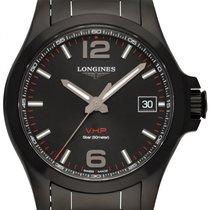 Longines L3.716.2.56.6 2020 Conquest 41mm new