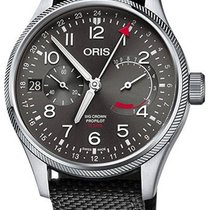 Oris Big Crown ProPilot Calibre 114 Acier 44mm Gris