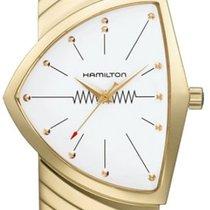 Hamilton Quartz White 32.3mm new Ventura