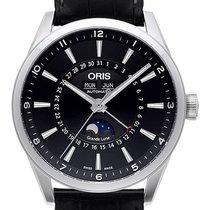 Oris Artix Complication Steel 42mm Black