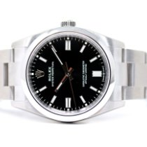 Rolex Oyster Perpetual 36 Acero 36mm Negro Sin cifras España, Madrid