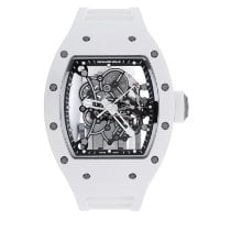 Richard Mille Ceramic 49.9mm Manual winding Rm055 new United States of America, New York, New York
