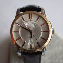 Maurice Lacroix Pontos Day Date new 2012 Automatic Watch with original box and original papers 01062012