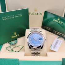Rolex Datejust new 2020 Automatic Watch with original box and original papers 126300-0018