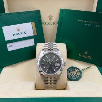 Rolex Datejust Steel 41mm Grey No numerals United States of America, Florida, Tampa