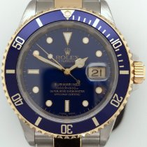 Rolex 16613 Gold/Steel 2003 Submariner Date 40mm pre-owned United States of America, New York, New York