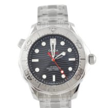 Omega Seamaster Diver 300 M new 2021 Automatic Watch with original box and original papers 210.32.42.20.01.002