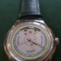 Swatch nuovo Automatico Sintetico