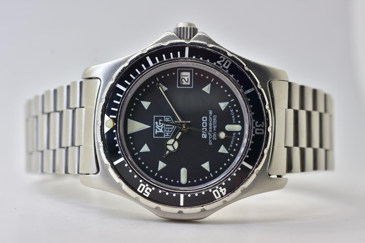 TAG Heuer 973.006 pre-owned