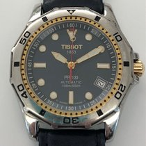 Tissot PR 100 Gold/Steel 38mm Blue United States of America, New York, New York