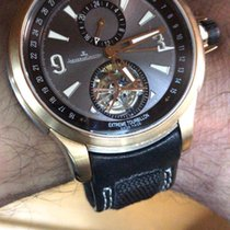 Jaeger-LeCoultre Master Compressor Extreme Tourbillon Rose gold 46.5mm Grey United States of America, Texas, Mission