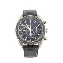 Omega 304.33.44.52.01.001 Acier 2021 Speedmaster Professional Moonwatch Moonphase nouveau