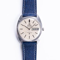 Omega Constellation Day-Date Steel 35mm Silver No numerals United States of America, New York, oceanside