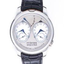 F.P.Journe Chronometre à Resonance Platinum Silver
