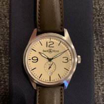 Bell & Ross Vintage Steel 41mm Champagne Arabic numerals Singapore, Singapore