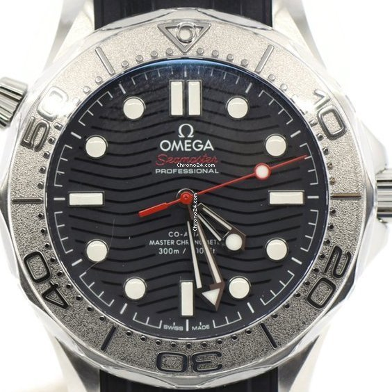 Omega Seamaster Diver 300 M 210.32.42.20.01.002 2021 new