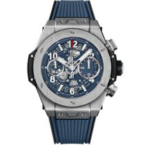 Hublot Big Bang Unico Titanium 42mm Transparent Arabic numerals United Kingdom, London