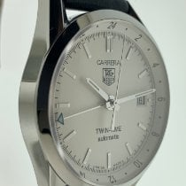TAG Heuer Carrera Calibre 7 Steel 39mm White United States of America, New Jersey, Fair Lawn