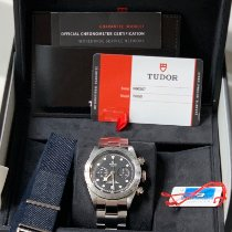 Tudor Black Bay Chrono Steel 41mm Black No numerals United States of America, Texas, PLANO