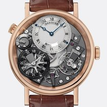 Breguet Rose gold 40mm Manual winding 7067br/g1/9w6 new Singapore
