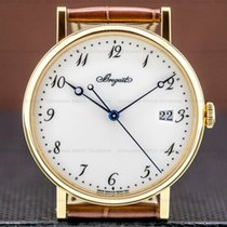 Breguet Classique Yellow gold 38mm Gold United States of America, Massachusetts, Boston