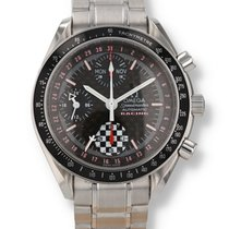 Omega Speedmaster Day Date Steel 39mm Black United States of America, New Hampshire, Nashua