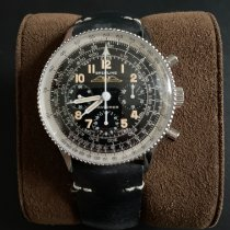 Breitling Navitimer Steel 41mm Black Arabic numerals