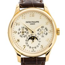 Patek Philippe 5327J-001 Yellow gold 2019 Perpetual Calendar 39mm new