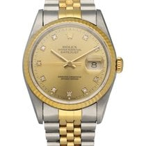 Rolex Datejust 16233 Very good Steel 36mm Automatic United States of America, New York, New York