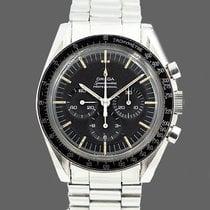 Omega Speedmaster Professional Moonwatch Stahl 42mm Schwarz Keine Ziffern Deutschland, Mannheim