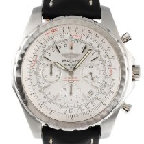 Breitling Bentley Motors Steel 48mm Silver