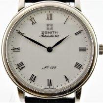 Zenith Elite Ultra Thin Platin 34mm Weiß Römisch Deutschland, Hannover