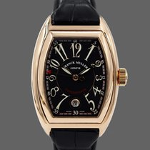 Franck Muller Rose gold Automatic 8000 CC pre-owned