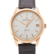 Jaeger-LeCoultre Geophysic True Second Or rose 39.6mm Bleu