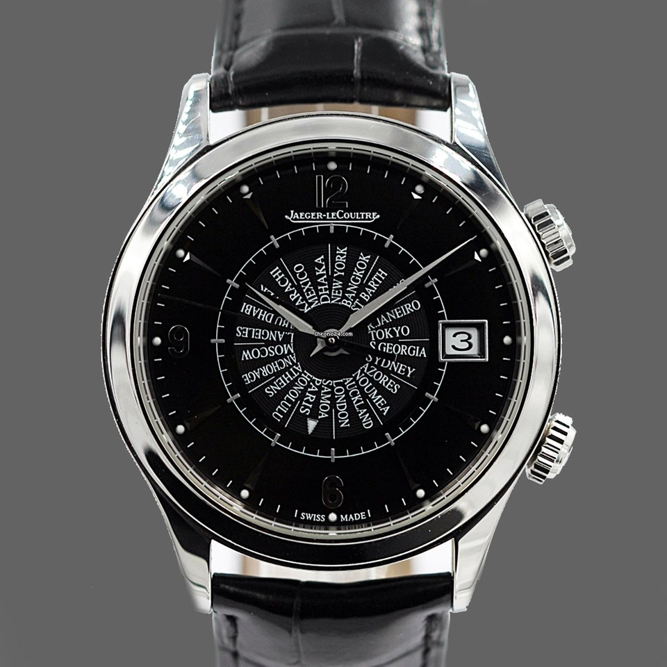 Jaeger-LeCoultre Master Memovox 174.8.96 2010 pre-owned