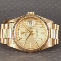 Rolex Day-Date 36 brugt 36mm Guld Dato Gult Guld
