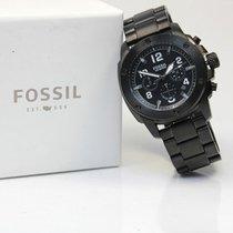 Fossil Steel 44mm Quartz FS4927 new