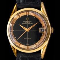 Universal Genève (ユニバーサル・ジュネーブ) ゴールド/スチール 35mm 自動巻き 204605/2 中古 日本, Tokyo