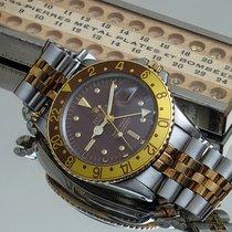 Rolex GMT-Master Goud/Staal 40mm Bruin Geen cijfers Nederland, Utrecht