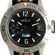 Jaeger-LeCoultre Master Compressor Diving GMT Titanio 44mm Negro