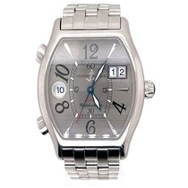 Ulysse Nardin Michelangelo Steel 38mm Silver United States of America, New York, New York