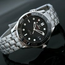 Omega Seamaster Diver 300 M Steel 41mm Black No numerals United Kingdom, Oxford